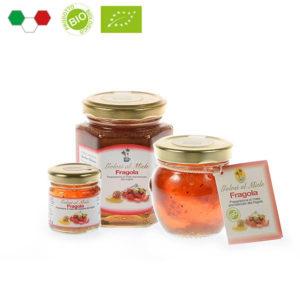 Golosi al miele · Frutta